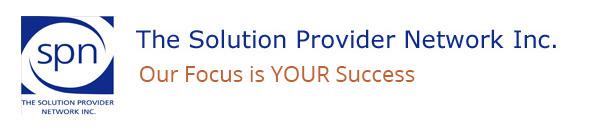 The Solution Provider Network - Barrie ON